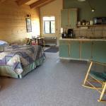 Pine Shadows Cabins Foto