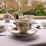Afternoon tea at the Pendray