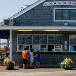Foto de Mac's Seafood: Mac's Market On the Pier