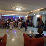 вечер греческих танцев в отеле