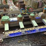 Miniatur-Wunderland in Hamburg / Hamburger Hafen