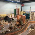 Miniatur-Wunderland in Hamburg / Las Vegas