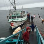 Boarding the Starfish-Enterprise