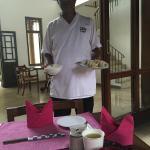 Chef Manjula from Zen