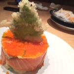 potato salmon salad