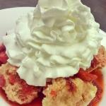 Our Yummy Strawberry Shortcake