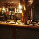 barra en restaurant