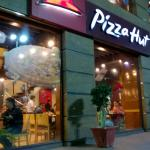 pizz mg road