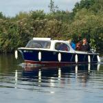 Wroxham Hire Boat
