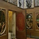 Porta segreta Studiolo di Francesco I