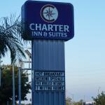 Charter inn and suites, Tulare