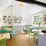 Cosy, welcoming tearoom in the heart of the beautiful Essex village of Terling