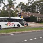 Rover coach Hunter Valley Concert pick up point