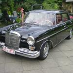 1966 Mercedes Bens D200
