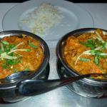 Mittagsmenü Chicken Tikka Masala