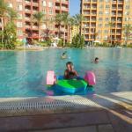 Kids Activities in the Pool