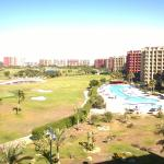 Golf Area View