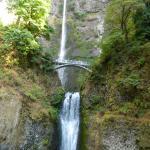 Multanomah falls