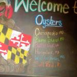 List of the 6 types of Oysters