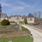 Chateau de Villebourgeon : magnifique vue pour un pique nique inoubliable