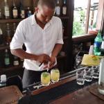 Preparazione dei cocktails