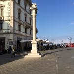 Piazza di Chioggia!