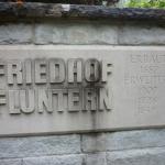 Friedhof Fluntern Foto