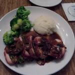 Chicken Arrezio