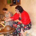 Making Argan oil