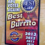 ABQ has voted them best 4 times!!!