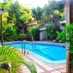 Beautiful pool at Managua Hills