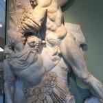 Hercule combattant le géant Géryon