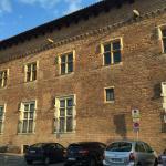 Le bâtiment qui abrite le musée