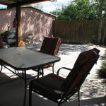 La Casita Patio / Court Yard