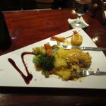 Mahi Mahi, Potatoes and Veggies