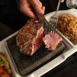 Steak Stone and Sushi Bar and Grill