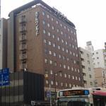 ホテルサンルート浅草の外観