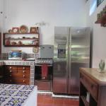 Los Patios kitchen Two bed/Two bath