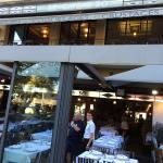 Le Caveau restaurant close by fantastic!