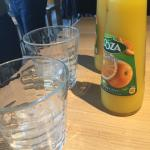 This is what you get ordering fresh orange juice.