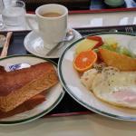 Breakfast (Western style)
