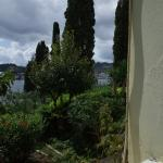View from kitchen balcony