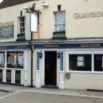 Quayside pub, Whitstable