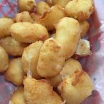 Cheese curds!