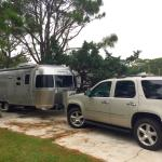 Ocean Waves Campground Foto
