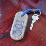 ключик от номера
