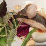 John dory and poached egg