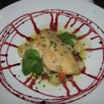 Beautiful and delicious--Mexican Sea Bass