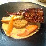 homard succulent