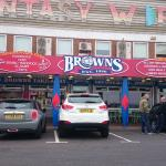 Browns on Cleethorpes Seafront